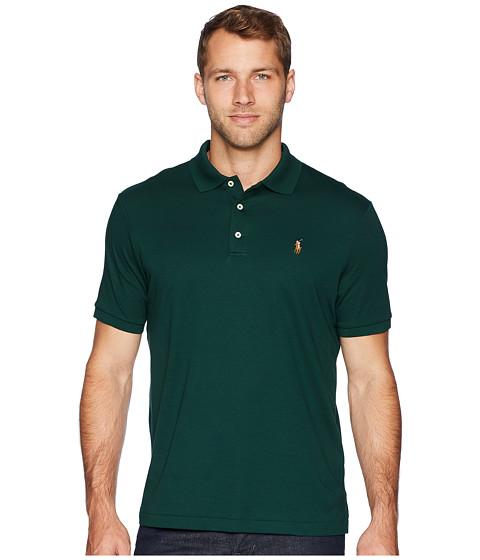 Imbracaminte Barbati Polo Ralph Lauren Classic Fit Soft Cotton Polo College Green image0