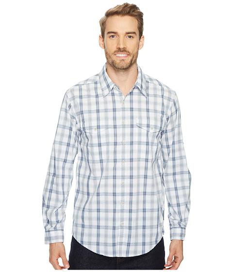 Imbracaminte Barbati ExOfficio BugsAwayreg Sol Cool Plaid Long Sleeve Shirt Blue Lake image0