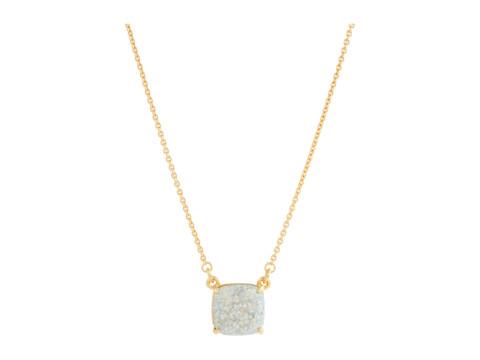 Bijuterii Femei Kate Spade New York Cause A Stir Mini Pendant Necklace Opal image0