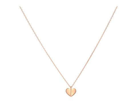 Bijuterii Femei Kate Spade New York Metal Heart Mini Pendant Rose Gold image0