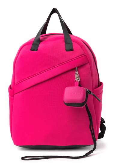 Genti Femei Madden Girl Neo Poly Backpack Pink image0