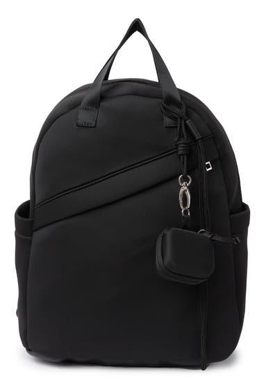 Genti Femei Madden Girl Neo Poly Backpack Black image0