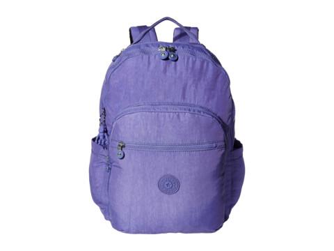 Genti Femei Kipling Seoul XL Laptop Backpack Eggplant Purple image0