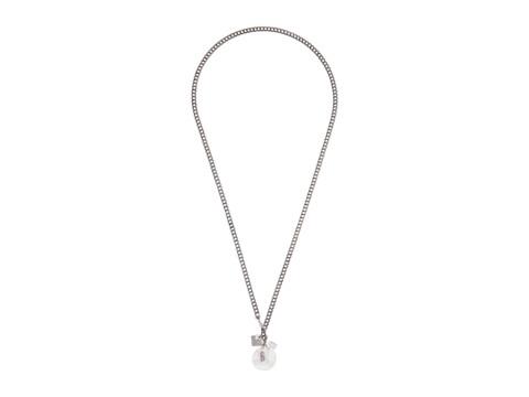 Bijuterii Femei Chan Luu Pendant Necklace Peacock Blue Pearl Mix image0
