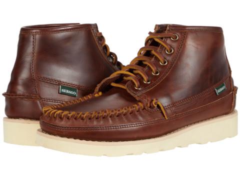 Incaltaminte Barbati Sebago Seneca Mid Brown Cinnamon image0