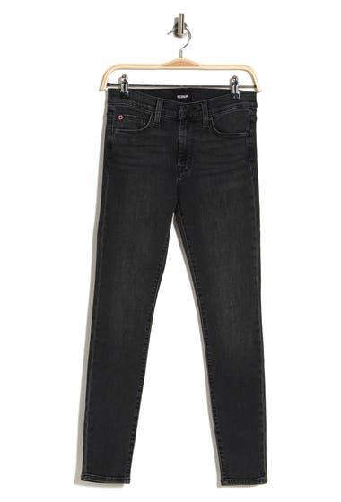 Imbracaminte Femei Hudson Natalie Mid Rise Super Skinny Jeans Divinity image0