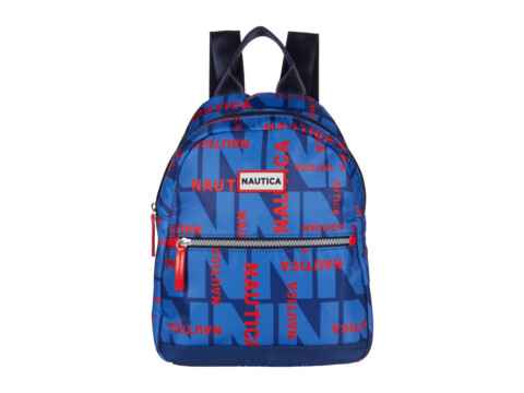 Genti Femei Nautica Bold Mix Backpack Indigo image0