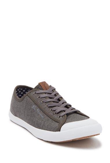Incaltaminte Barbati Ben Sherman Veder Script Lace-Up Sneaker Charcoal C image0
