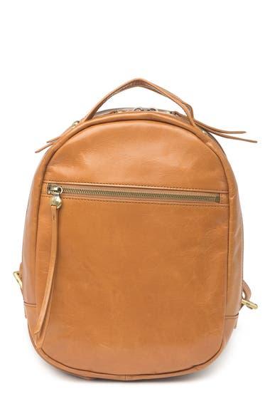 Genti Femei HOBO Cliff Leather Backpack Dew image0