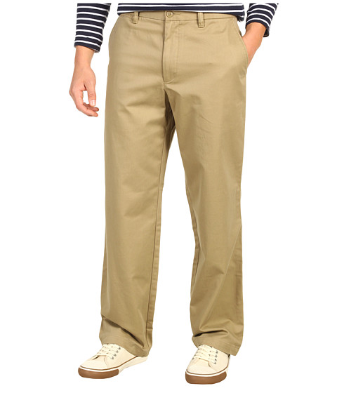 Imbracaminte Barbati Dockers Saturday Khaki D3 Classic Fit Flat Front New British Khaki