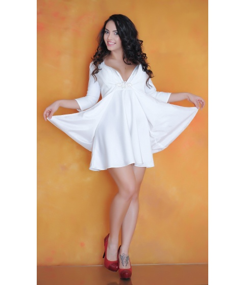 Imbracaminte Femei Sevy Jacheta Crystal Cover Up Universala