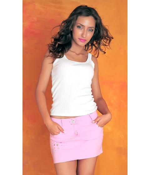 Imbracaminte Femei Sevy Fusta Pink Temptation Universala