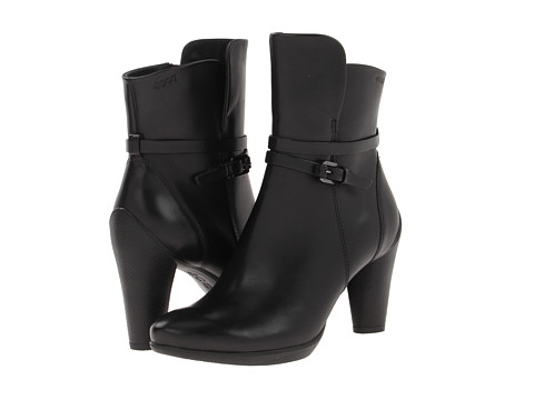 Incaltaminte Femei ECCO Sculptured 75 Ankle Boot Black Old West