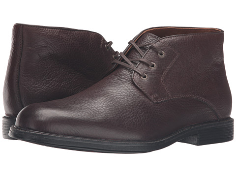Incaltaminte Barbati Johnston Murphy XC4reg Waterproof Cardell Chukka Brown Waterproof Tumbled Full Grain