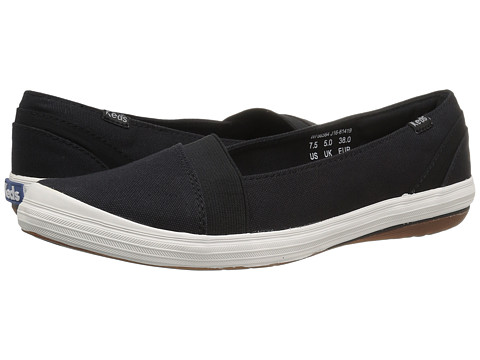 Incaltaminte Femei Keds Cali Slip-On Black 1