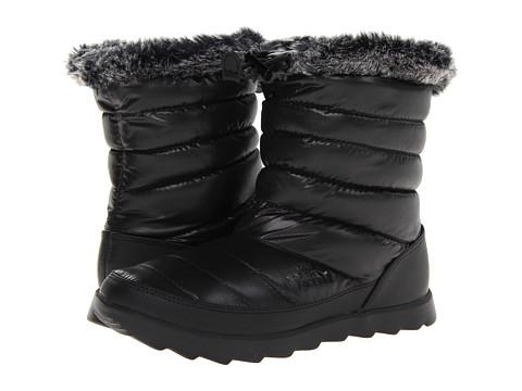 Incaltaminte Femei The North Face Thermoball Micro-Baffle Bootie Shiny TNF BlackTNF Black (Prior Season)