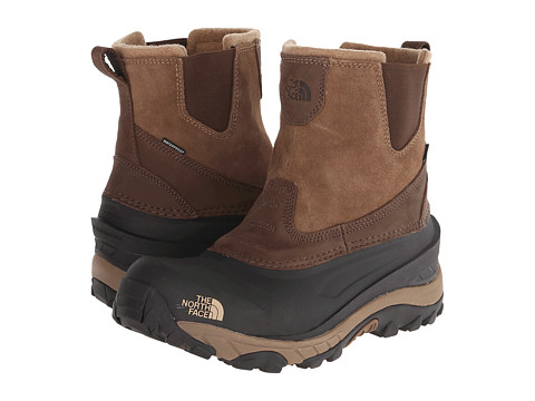 Incaltaminte Barbati The North Face Chilkat II Pull-On Demitasse BrownSepia Brown (Prior Season)