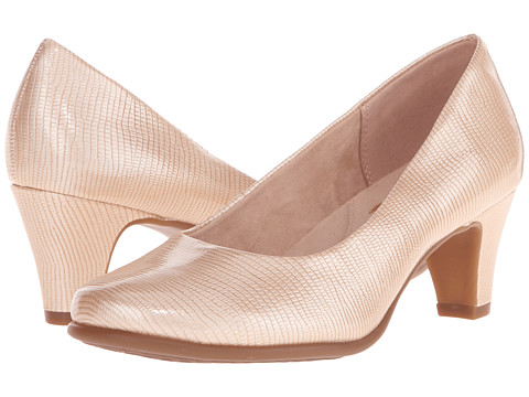 Incaltaminte Femei Aerosoles Red Hot Nude Lizard
