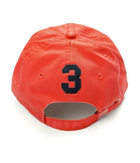 Accesorii Femei US Polo Assn Large Logo Baseball Cap Engine Red