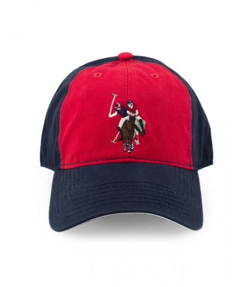 Accesorii Barbati US Polo Assn Adjacent Baseball Cap Classic Navy