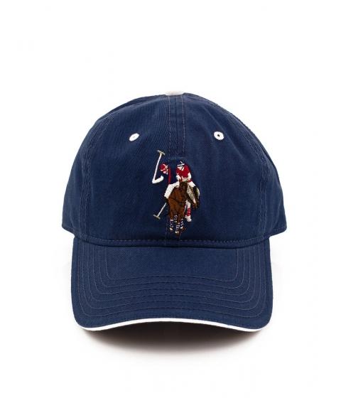 Accesorii Barbati US Polo Assn USPA Logo Cap Classic Navy