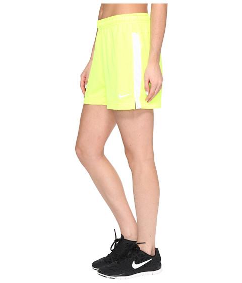 Imbracaminte Femei Nike Dri-FITtrade Academy Knit Shorts VoltWhiteWhite