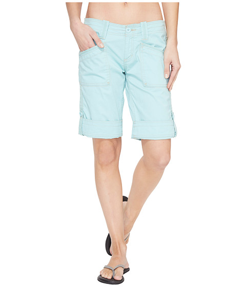 Imbracaminte Femei Aventura Clothing Arden Standard Rise Short Aqua Haze