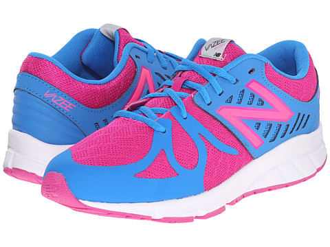 Incaltaminte Fete New Balance Kids Vazee Rush (Big Kid) PurpleBlue