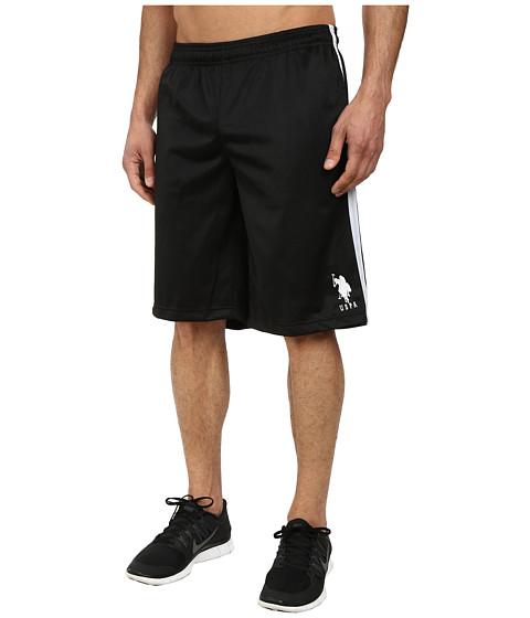 Imbracaminte Barbati US Polo Assn Tricot Athletic Shorts Black