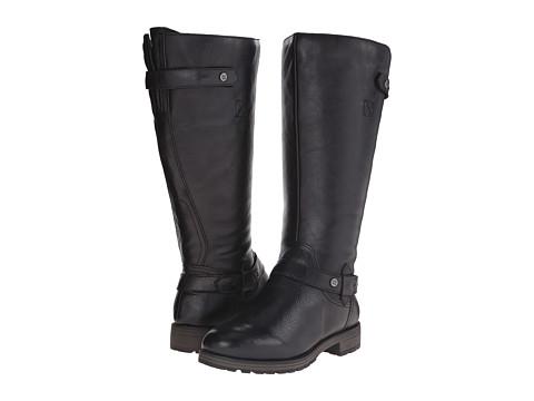 Incaltaminte Femei Naturalizer Tanita Wide Calf Black Leather