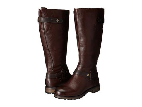 Incaltaminte Femei Naturalizer Tanita Wide Calf English TanOxford Brown Leather